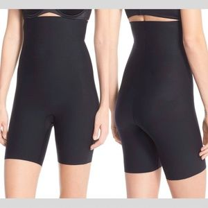 NWT Spanx Thinstincts High Waist Mid-Thigh Shorts